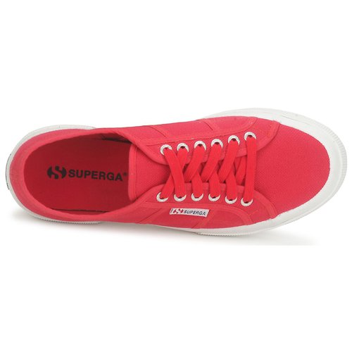 Rojo Zapatos 2750 Superga Zapatillas Classic Bajas Cotu OXkuZPi