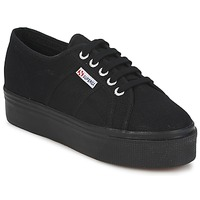 Zapatos Mujer Deportivas Moda Superga 2790 LINEA Negro