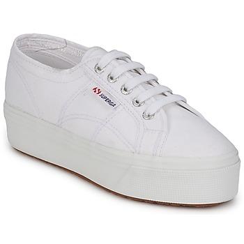 Zapatos Mujer Pantuflas Superga 2790 LINEA Blanco