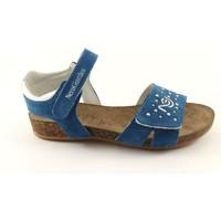 Zapatos Niños Sandalias NeroGiardini NGJ-31022-221 Blu