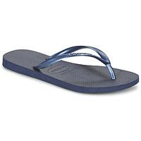 Zapatos Mujer Chanclas Havaianas SLIM Marino