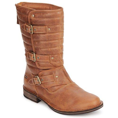 Zapatos Mujer Botas urbanas UGG TATUM Chestnut