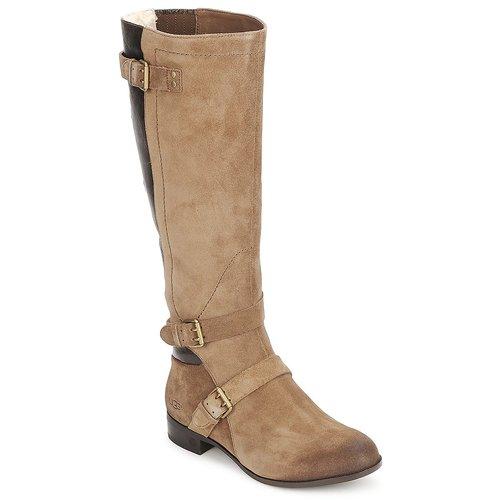 Zapatos Mujer Botas urbanas UGG CYDNEE FAWN