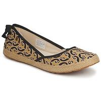 Zapatos Mujer Slip on UGG INDAH MARRAKECH Negro