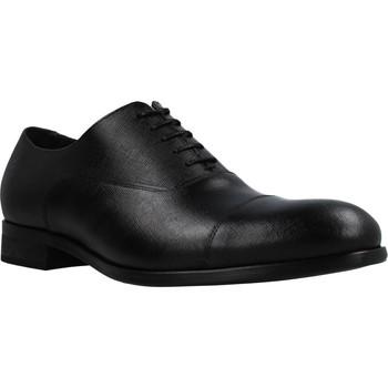 Zapatos Hombre Richelieu Angel Infantes 92052 Negro