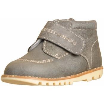 Zapatos Niño Botas de caña baja Landos 61S77 Gris