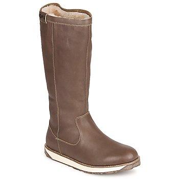 Zapatos Mujer Botas de caña baja EMU LEEVILLE Mushroom