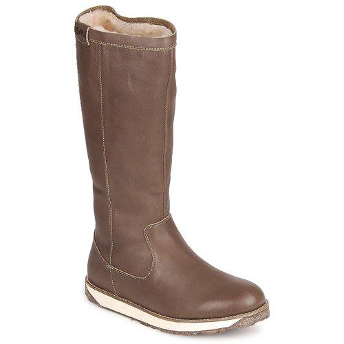 Zapatos promocionales EMU LEEVILLE Mushroom  Venta de liquidación de temporada