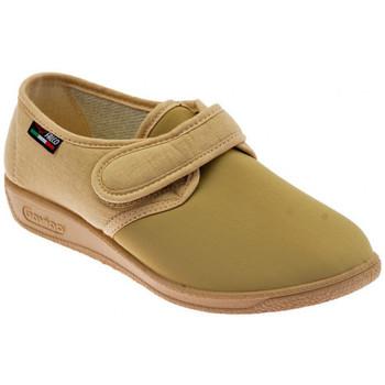 Zapatos Mujer Pantuflas Gaviga  Beige