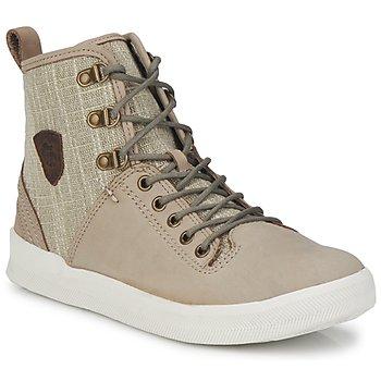 Zapatos Hombre Zapatillas altas Feud SUNSEEKER Gris