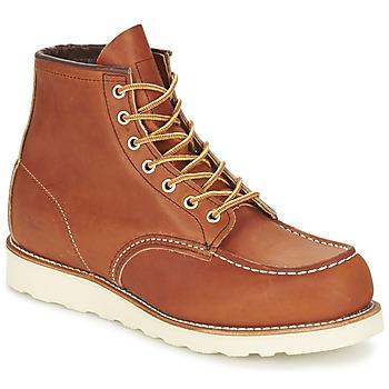 Zapatos Hombre Botas de caña baja Red Wing CLASSIC Marrón