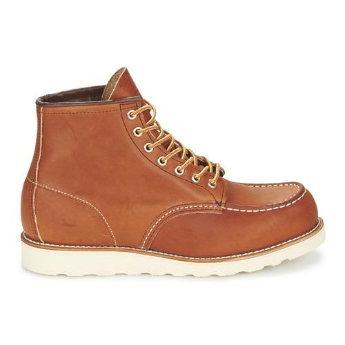 Zapatos especiales para hombres y mujeres Red Wing CLASSIC Marrón