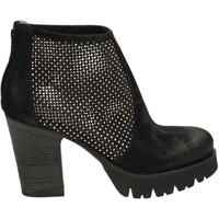 Zapatos Mujer Low boots Now VELOUR Negro