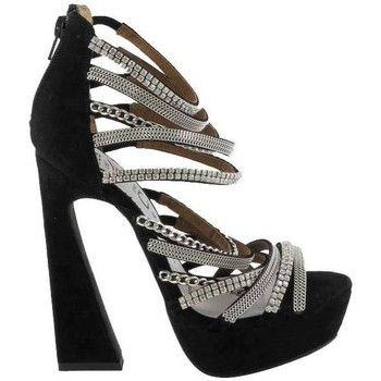 Zapatos Mujer Sandalias Jeffrey Campbell JC JC106 SUEDE MISSING_COLOR