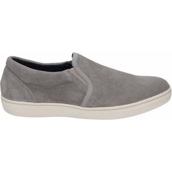 Zapatos Hombre Slip on Frau SUEDE MISSING_COLOR
