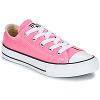 Zapatos Niña Zapatillas bajas Converse CHUCK TAYLOR ALL STAR CORE OX Rosa