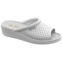 Zapatos Hombre Zuecos (Mules) Sanital  Blanco