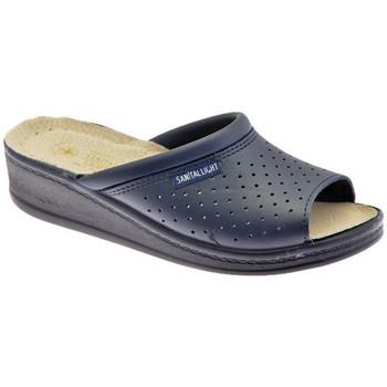 Zapatos Hombre Zuecos (Mules) Sanital  Azul