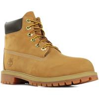 Zapatos Niño Botas de caña baja Timberland 6