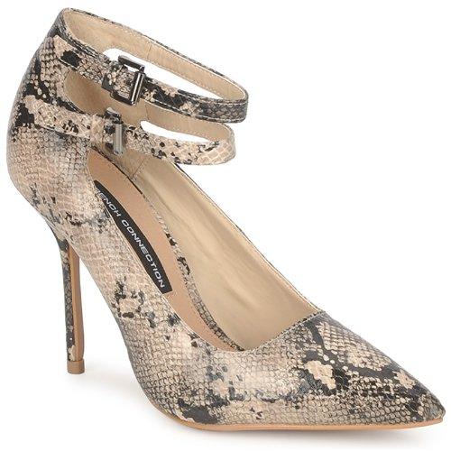 Zapatos Mujer Zapatos de tacón French Connection JAMELIA Beige