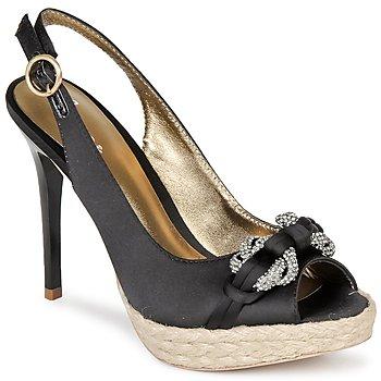Zapatos Mujer Sandalias Bourne VERITY Negro