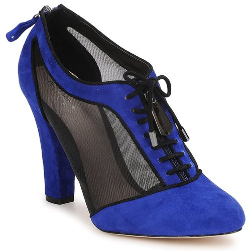 Zapatos Mujer Low boots Bourne PHEOBE Azul
