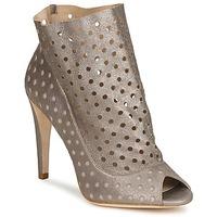 Zapatos Mujer Botines Bourne RITA Plata