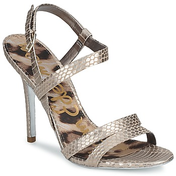 Zapatos Mujer Sandalias Sam Edelman ABBOTT Plata