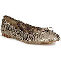 Zapatos Mujer Bailarinas-manoletinas Sam Edelman FELICIA Light / Gold / Metalico / Snake