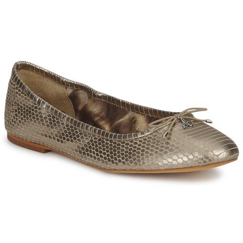 Cómodo y bien parecido Zapatos especiales Sam Edelman FELICIA Light / Gold / Metalico / Snake