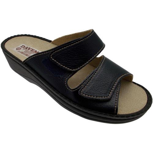 Zapatos Hombre Zuecos (Mules) Davema DAV198b blu