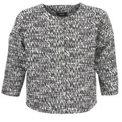 textil Mujer Chaquetas / Americana Mexx MX3002331 Negro / Blanco