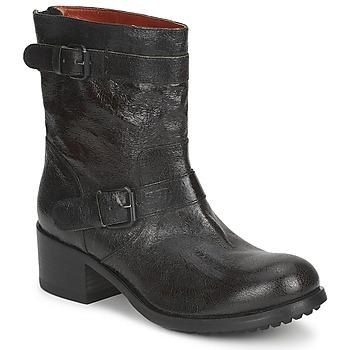 Zapatos Mujer Botas de caña baja Fru.it PINI Kaki