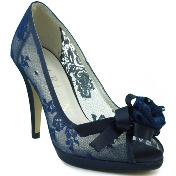 Zapatos Mujer Zapatos de tacón Marian ZAPATO FIESTA TRASPARENTE COMODO AZUL