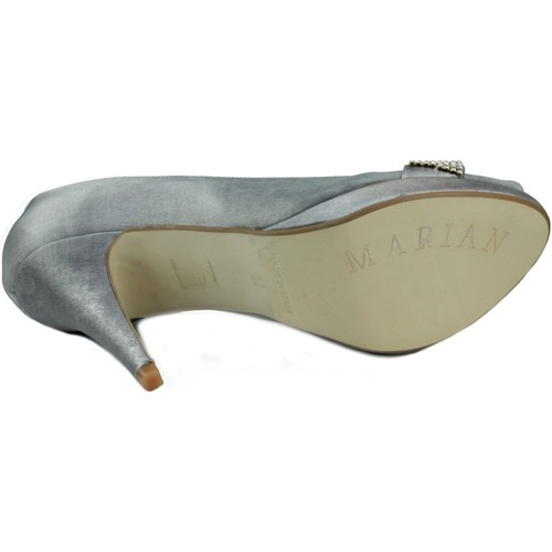 Marian De Fiesta Bronce - Zapatos Tacón Mujer 11500