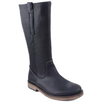 Zapatos Mujer Botas urbanas Acebo's CAMPERA BOTA NIÑA MUJER MARRON
