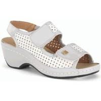 Zapatos Mujer Sandalias Calzamedi ORTO BLANCO