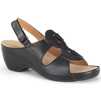Zapatos Mujer Sandalias Calzamedi SANDALIA ORTOPEDICA PROMO W NEGRO