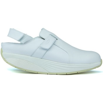 Zapatos Sandalias Mbt FLUA UNISEX BLANCO