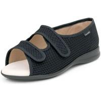 Zapatos Mujer Sandalias Calzamedi S TELA NEGRO
