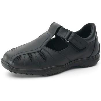 Zapatos Hombre Derbie Calzamedi DIABETICO. Y NEGRO