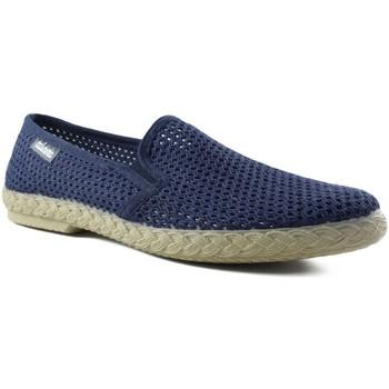 Zapatos Hombre Alpargatas Cabrera  AZUL