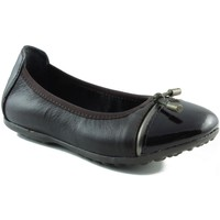 Zapatos Niños Bailarinas-manoletinas Acebo's BAILARINA DE NIÑA CHOCOLATE