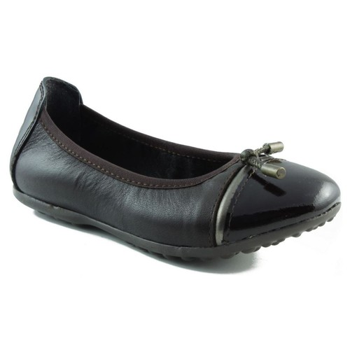 Zapatos Niños Bailarinas-manoletinas Acebo's DE CHOCOLATE