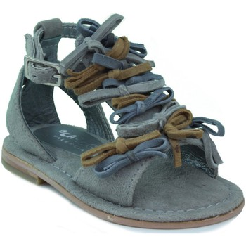 Zapatos Niños Sandalias Oca Loca OCA LOCA VALENCIA TRICOLOR MARRON