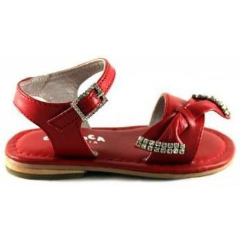 Zapatos Niños Sandalias Oca Loca OCA LOCA VALENCIA SANDALIA ROJO