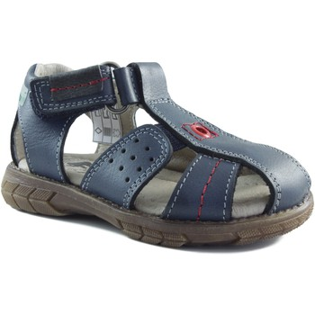Zapatos Niños Sandalias Gorila BIARRTIZ SANDALIA KING AZUL