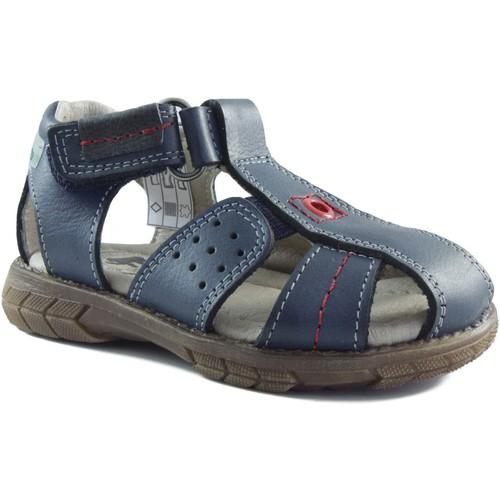 Zapatos Niños Sandalias Gorila BIARRTIZ KING AZUL