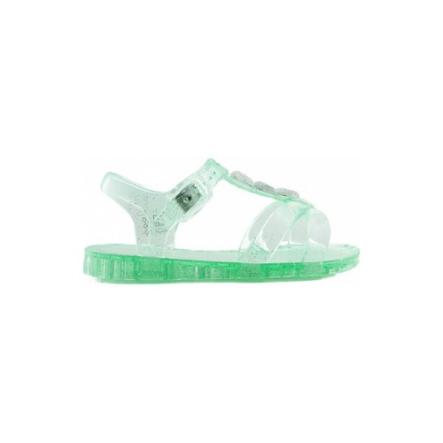 Zapatos Niños Sandalias Pablosky TRANSPARTENTE AGUA VERDE
