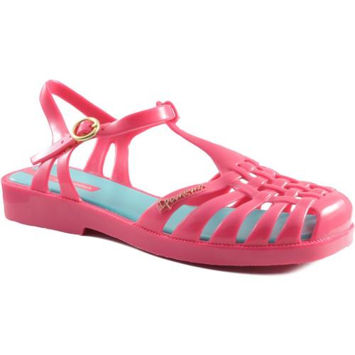 Zapatos Niña Sandalias Ipanema ARANHA KIDS SANDALIA DE AGUA ROSA